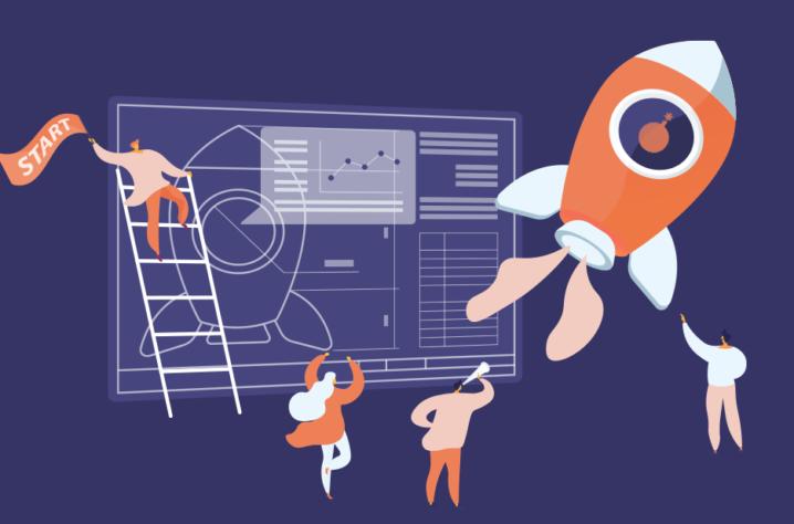 Qual o estágio de comunicação da sua startup?